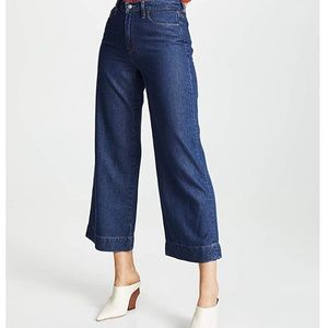 Hudson Holly Wide Leg Jeans 28